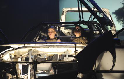 Jane Phegan, Olivia Stambouliah, The Vehicle Failed to Stop, Version 1.0