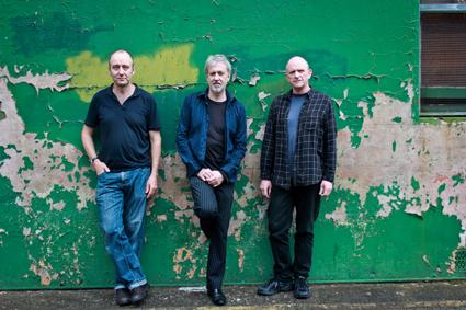 Lloyd Swanton, Tony Buck, Chris Abrahams, The Necks
