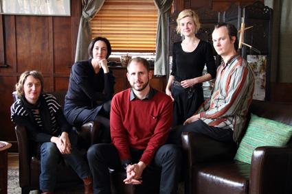 Sarah Kriegler, Tamara Saulwick, Tim Stitz, Christie Stott, Erkki Veltheim, Chamber Made Opera