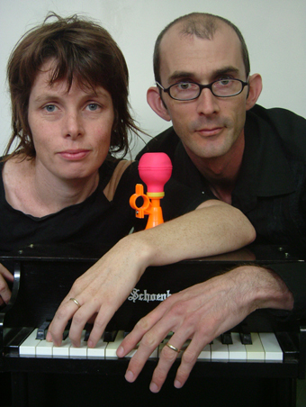 Vanessa Tomlinson, Erik Griswold, Clocked Out