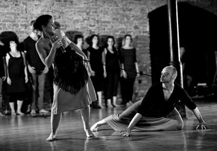 Carolina Palacios, Ashley Dyer, Karol Jarek, Studio Matejka, Brezinka, Poland, July 2013