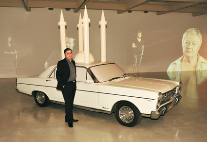 Michael Dagostino, Made in Australia exhibition by Jamil Yamani