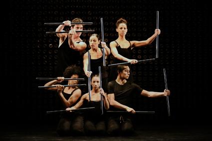 Am I, Shaun Parker & Dancers
