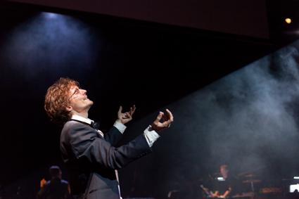 Mitchell Riley, His Music Burns, Sydney Chamber Opera