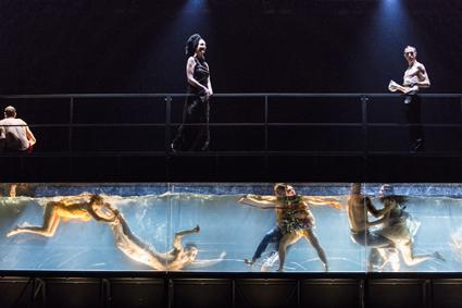 Dido & Aeneas, Sasha Waltz and Company