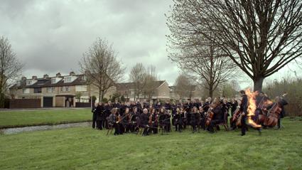 Guido van der Werve's Nummer veertien: Home (2012)