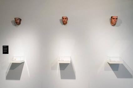 Heather Dewey-Hagborg's Stranger Visions (2012)