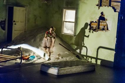 Jianna Georgiou, Salt, Restless Dance Theatre