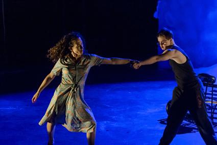 Felicity Doolette, Lorcan Hopper, Restless Dance Theatre