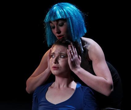Bryony Geeves, Sara Pensalfini, She's Not Performing