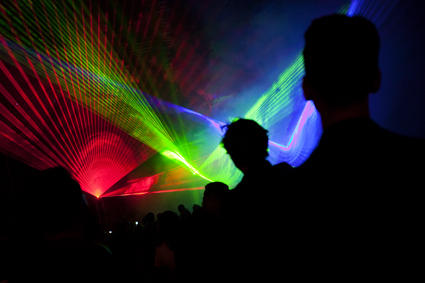 Robin Fox, RGB Laser