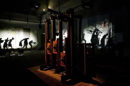 William Kentridge, Refusal of Time