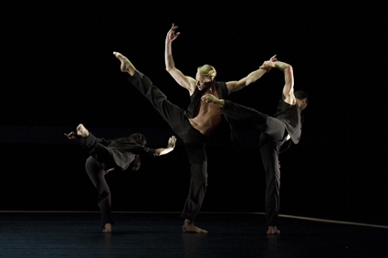 2 in D Minor, Interplay 2, Sydney Dance Company