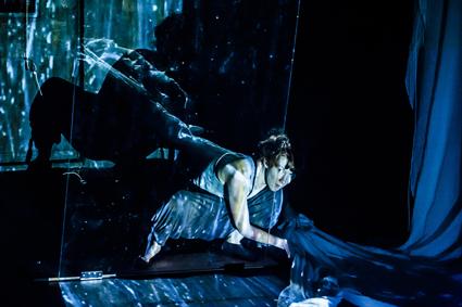 Genevieve Trace, Aurelian, produced by Metro Arts & Brisbane Festival