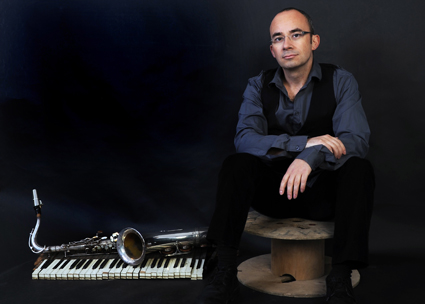 Julian Arguelles, courtesy Brisbane Jazz Festival