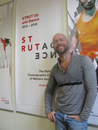 Paul Selwyn Norton, Director, STRUT