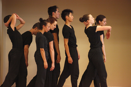 dance for the time being - Southern Exposure (2013), an earlier iteration of Love is Blind, Dance Exchange