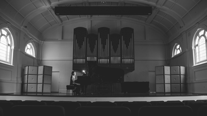 Jesse Hunniford, Concerto No. 3. Sarah-Jane Norman