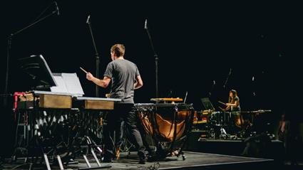 Synergy Percussion, Xenakis v Pateras