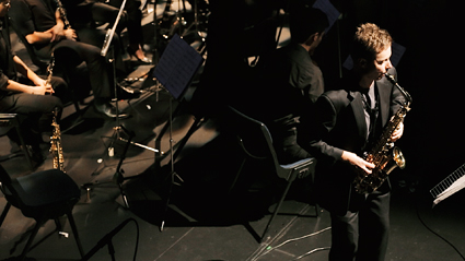James Nightingale, Voyage Through Radiant Stars, Aurora New Music Festival