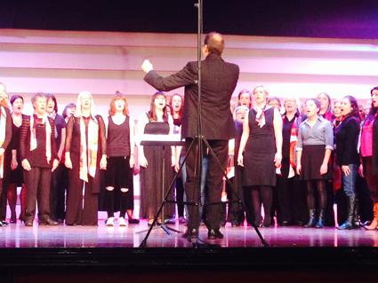 Aurora Chorealis, Song Company
