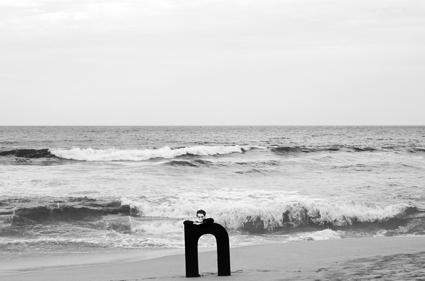 Terror of N, Belle Bassin, Open Space associate artist, (pictured Dario Varirca)