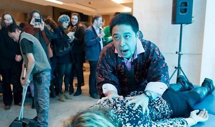Teik-Kim Pok, Karaoke Massage, ArtBar, MCA