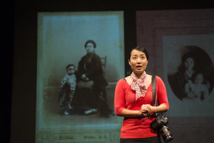 Arisa Yura, images Yasukichi Murakami, Through a Distant Lens