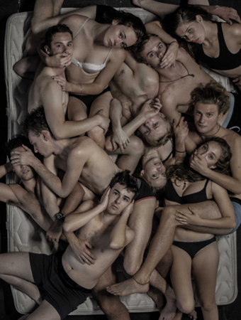 VCA Company 2014 (1st, 2nd & 3rd Year Production Students), UN/clean, directed by Noel Jordan, part of ENUF is Enough*