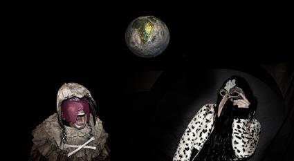 Selena de Carvalho, The Evolutionary StraitJacket = Climate Change Karaoke
