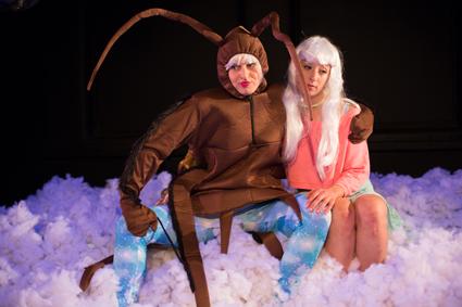 Rabbithead, Little y Theatre Co. & whatshesaid