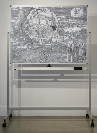 Claire Healy & Sean Cordeiro, Dounreay, 2014, Gallery Wendi Norris