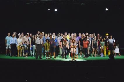 100% Darwin, Rimini Protokoll, Darwin Festival