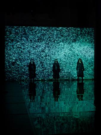Mayakovsky, Sydney Chamber Opera