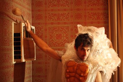 Matt Prest, Whelping Box Film Shoot