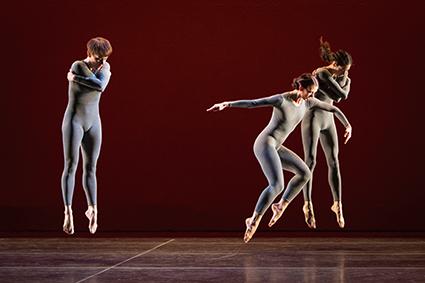 Trisha Brown Dance Company, Newark (Pure Dance Program)