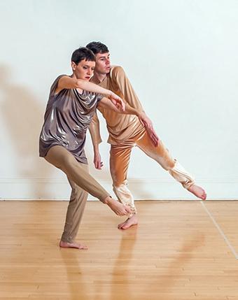 Trisha Brown Dance Company, Son of Gone Fishin' (Pure Movement program)