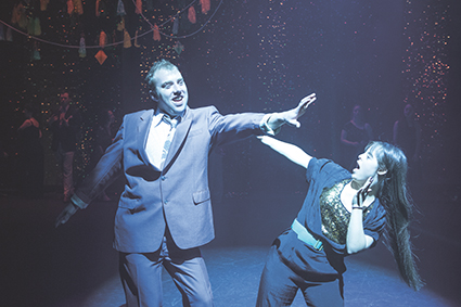 Jesse Rochow and Jianna Georgiou