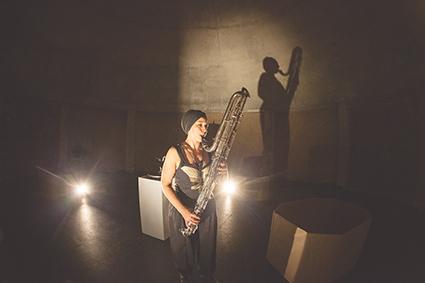 Aviva Endean in Half Light