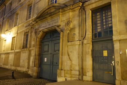 Ecole nationale supérieure d'arts de Bourges (ENSA)