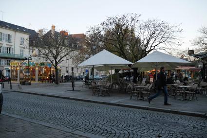 Le Cujas, Bourges