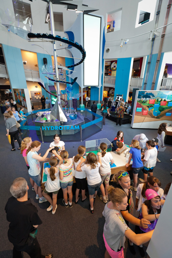 Questacon,  The National Science and Technology Centre