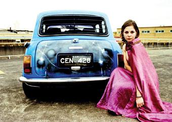 Linsey Gosper, 2NDSK1N: Modern Machine Girls series