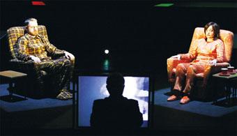 Dan Witton, Grant Smith, Jeanne Van de Velde, Cosmonaut