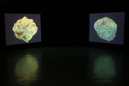 Anthony Gross, From Here to Eternity II, Computer animation installation, UK, 2002 - present