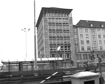 7th Floor building, Dresden, Germany