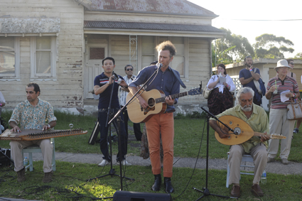 Mohammed Lelo, Toby Martin, Phu Tran, Alex Hadchiti, Songs from Northam Avenue, Bankstown:Live