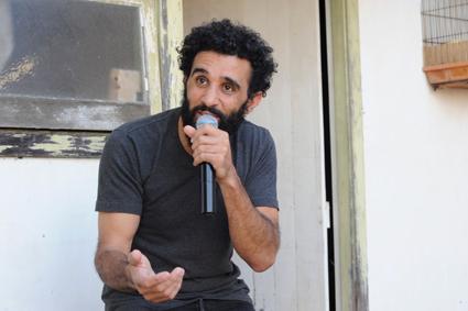 Hazem Shammas, The Tribe, Bankstown:Live