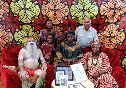 Banguras Family, Mervyn Bishop, Uncle Steve Williams, Bankstown:Live