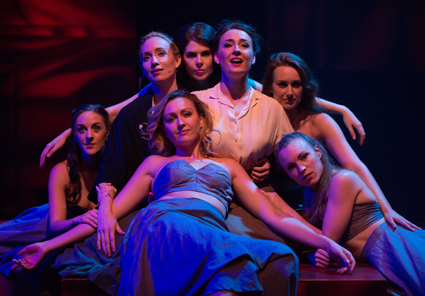 Vic Theatre Company, Loving Repeating: A Musical of Gertrude Stein